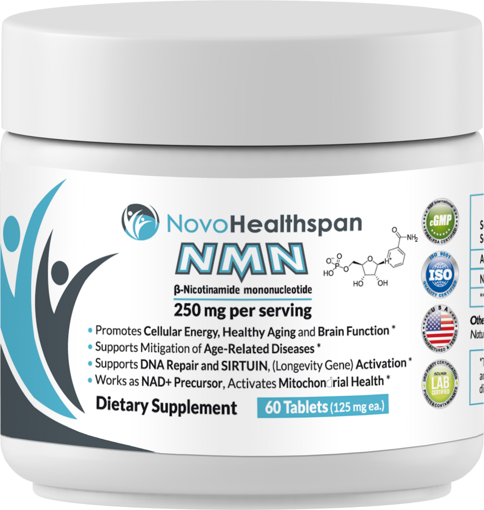 NovoHealthspan Bottle